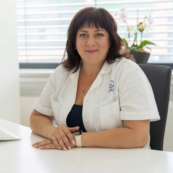 MUDr. Irina Tokareva
