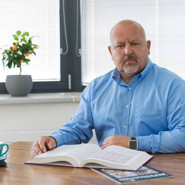 Prim. MUDr. Jan Veselý, CSc.